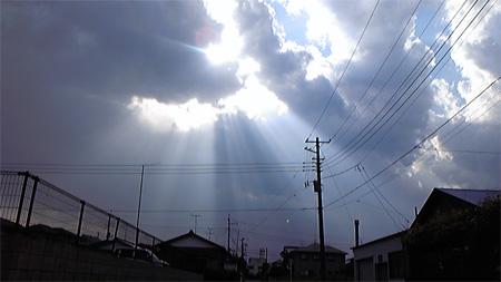 天使の梯子_090514
